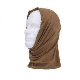 Multi function headgear tan