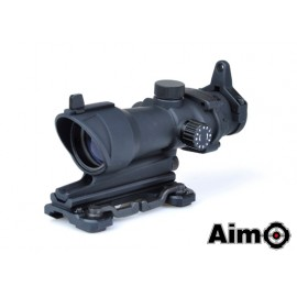 ACOG 1X32 Scope Red/Green Reticle With QD Mount bk
