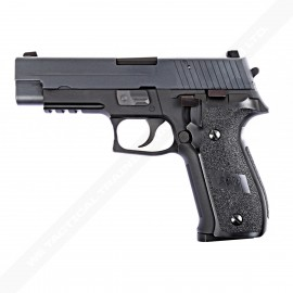 Pistola F226 com Rail Black WE