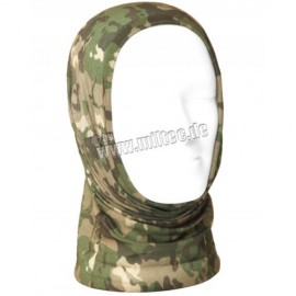 Multi function headgear multicam