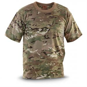T-shirt Multicam XXL