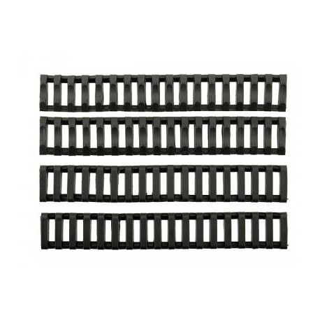 Ladder type RIS rail panels set bk [BD]
