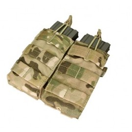 Double M4/M16 open top mag. pouch multicam [CONDOR]