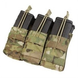 Triple stacker M4 mag. pouch multicam [CONDOR]