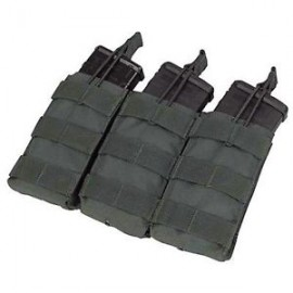Triple M4/M16 Open-Top Magazine Pouch bk [Condor]