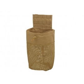 Dump pouch roll up tan