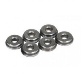 Bushing metal 8mm w cross slot [SHS]