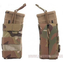 Modular Open Top Single MAG Pouch at/fg
