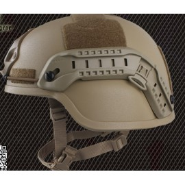 Helmet ACH MICH 2000 Special version tan
