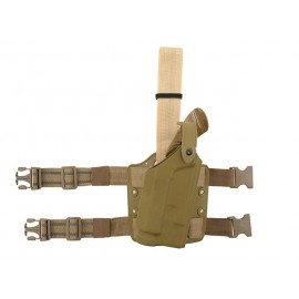 Leg Holster SLS type 1911 tan