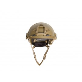 Fast Helmet adjustable tan ASG