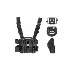 Paddle & Belt holster leg Glock