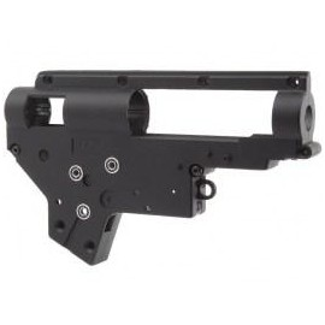 Reinforced 8mm gearbox shell V.2 including ball bearings [E&C]