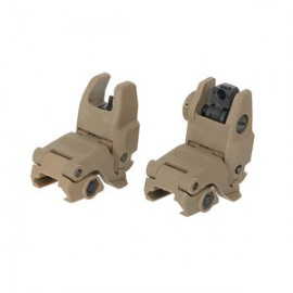 Back-Up Sight Kit Gen. 2 tan