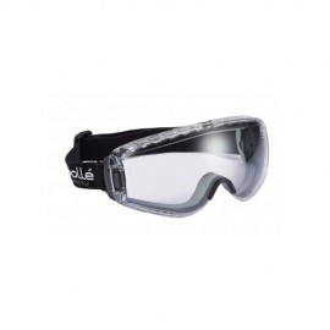 Óculos ventilated TPV clear BK