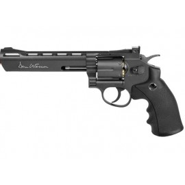 "Revolver 715 6"" GNB CO2 steel grey Dan Wesson"