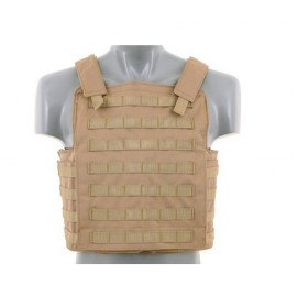 Plate Carrier Navy Seal Lightfighter tan