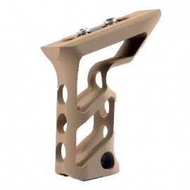 Keymod System Long Angle Grip tan