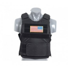 Colete Delta Soft Body Armor bk [8FIELDS]