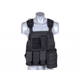 Plate Carrier Harness bk 8FIELDS
