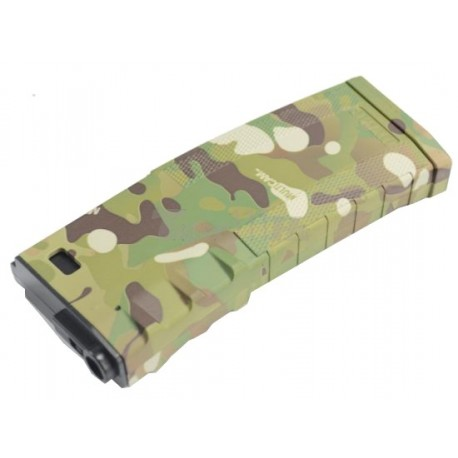 Magazine Water Transfer 120rd M4 multicam [Dytac]