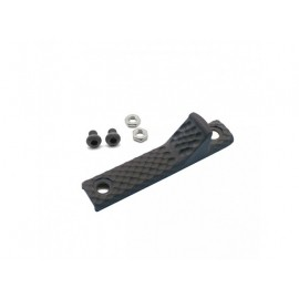 Hand Stop Dytac URX 3&3.1 two-hole bk