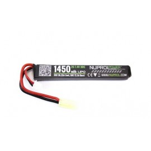 Bateria 7.4V 1450mAh 30c Li-Po stick