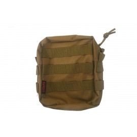 Medium Zipped Util PMC Pouch tan [NUPROL]