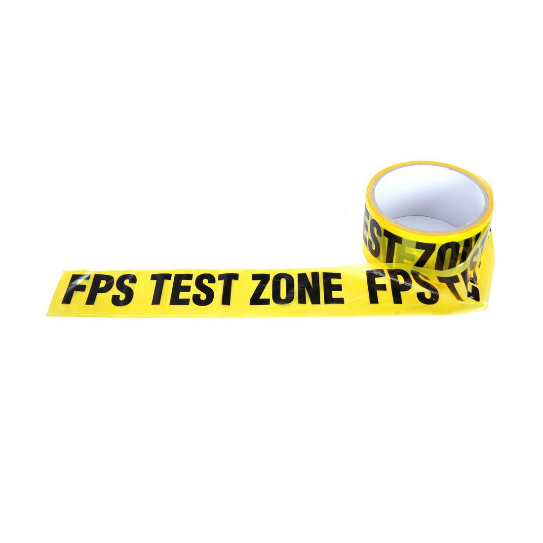 Zone tape FPS - test zone