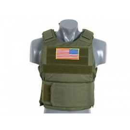 Colete Delta Soft Body Armor od [8FIELDS]