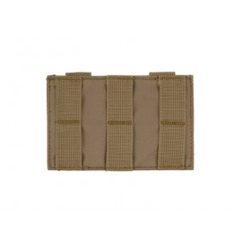 Horizontal Mount Panel Molle tan [8Fields]
