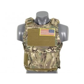 Colete Delta Soft Body Armor multicam [8Fields]