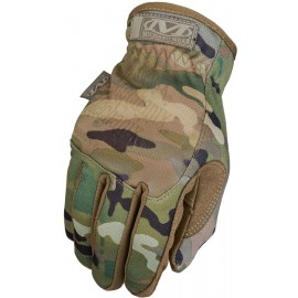 Luvas FastFit Multicam - S [Mechanix]