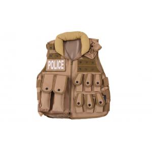 Colete Táctico SWAT tan [Delta Táctics]