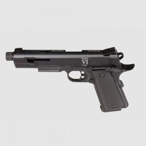 Pistola RUDIS Gas/CO2 bk [SECUTOR]