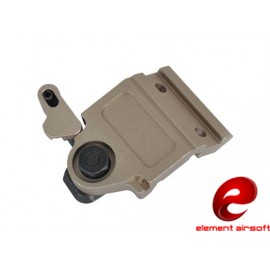 Low Profile QD mount for Light dark earth [element airsof]