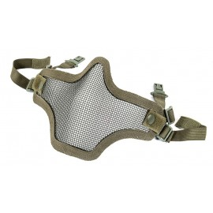 Mask de rede c clip para fast helmet od