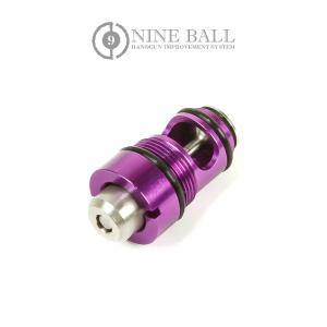 High Bullet valve NEO-R Tokyo Marui 1911A1/Hi-Capa 5.1/FN5-7/M4 MWS GBB [Nine Ball]
