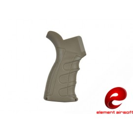 Grip pistol ergonomic M4 tan [Element]