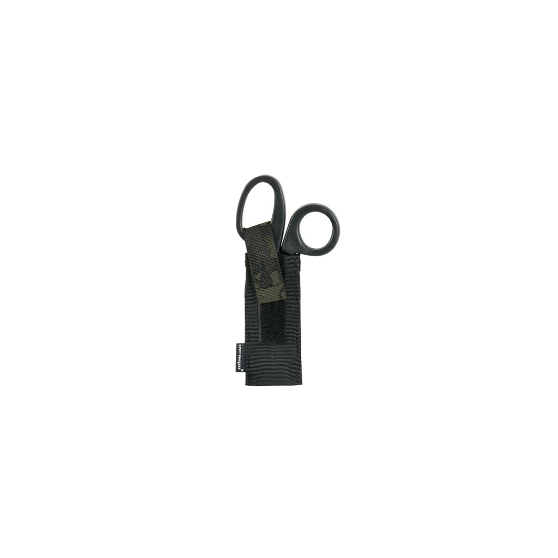 Pouch tactical seissors multicam black [EMERSON]