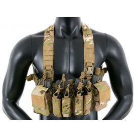 Chest Rig Compact Multi-Mission multicam [8Fields]