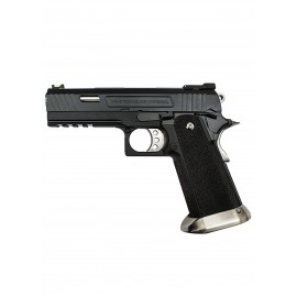 Pistola Hi-Capa 4.3 Force metal GBB bk [WE]