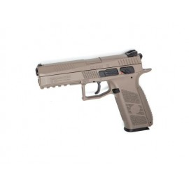 Pistola CZ P-09 4.5mm CO2 tan [ASG]
