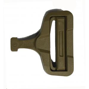 Clip ITW NEXUS GT COBRA macho BUCKLE 38mm tan