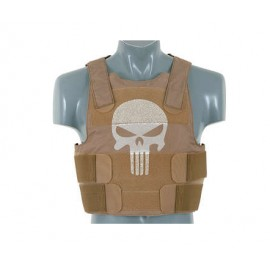 Body Armor Skull coyote [8Fields]