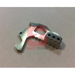 Charging handle extension CNC M4 silver [MCC]