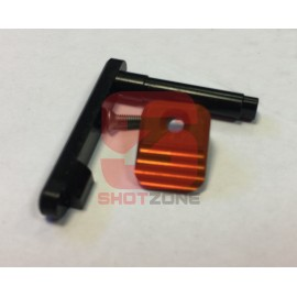 Magazine Catch CNC M4 orange [MCC]
