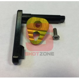 Magazine Catch CNC M4 yellow [MCC]