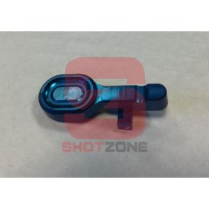 Bolt Catch aluminium CNC M4 L.Blue [MCC]