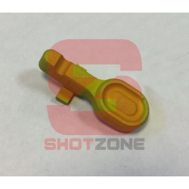 Bolt Catch aluminium CNC M4 yellow [MCC]